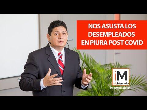 Entrevista a Javier Bereche, director de la Cámara de Comercio y Producción de Piura. Reactivación