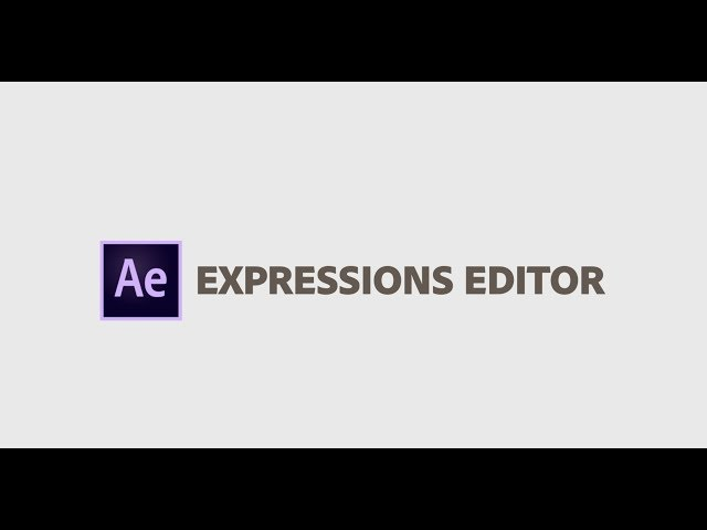 Expressions Editor in After Effects April 2019 | Adobe Creative Cloud| Adobe Creative Cloud