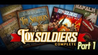 Toy Soldiers Complete 2016 Walkthrough Part 1:Langemarck(1914) Hard