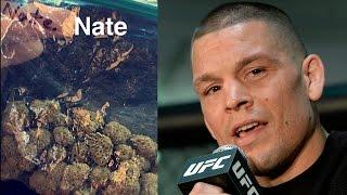 Nate Diaz Says He