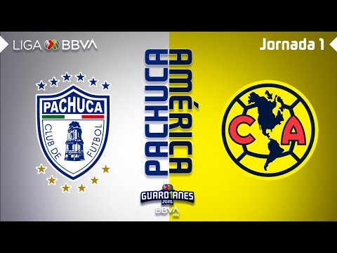 Resumen y Goles | Pachuca vs América | Liga MX - Guardianes 2020 - Jornada 1 | LIGA BBVA MX