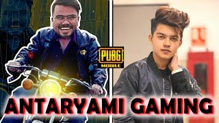 ANTARYAMI & FAMOUS TIKTOKERS in SAME TEAM! 😨 || PUBG MOBILE ||