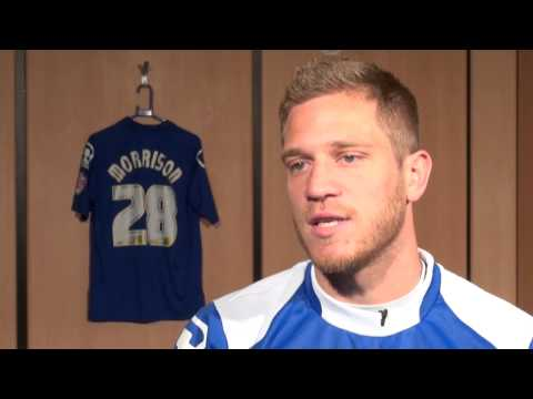 Michael Morrison joins Birmingham City