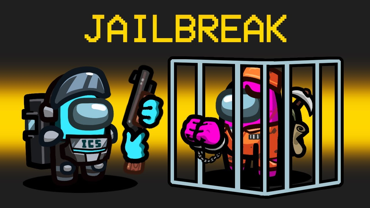 Download *NEW* JAILBREAK Mod in Among Us