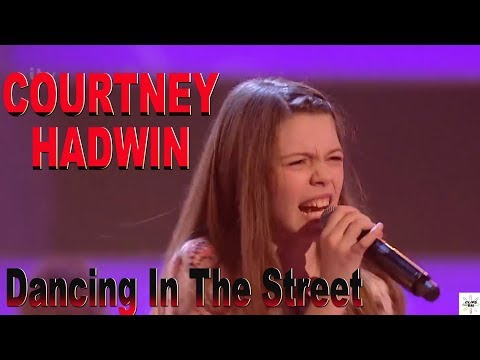 COURTNEY HADWIN - 'Dancing In The Street'