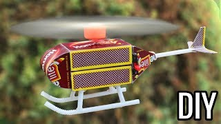how to make Amazing Matchbox Helicopter - DIY