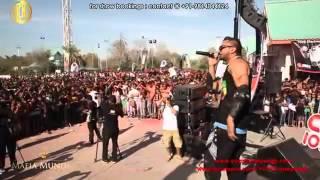 Yo Yo Honey Singh LIVE @ Rang De 2013 DUBAI on HOLI