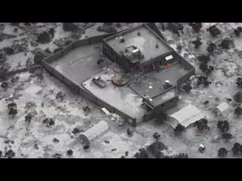 Pentagon releases first pictures, video of raid that killed Baghdadi