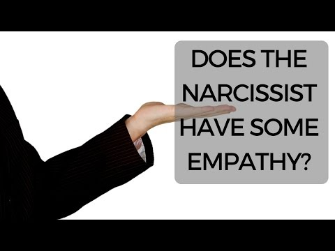 Does the Narcissist Have Empathy?