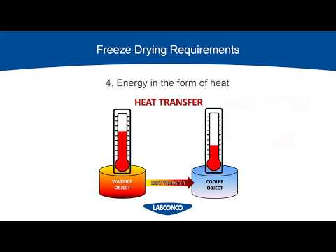 Webinar: Freeze Drying for the Laboratory