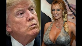 Porn Star Sexual Relationship with Donald Trump | President Paid $130,000 to Adult Film Actress