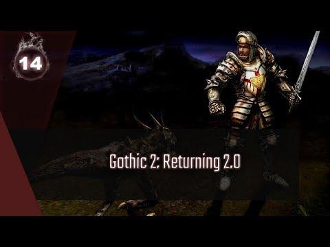 Gothic 2: Returning 20 & alternative balance 14 Яркендар