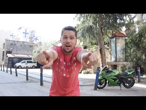THE ARMENIAN SIDE OF BEIRUT? | RS101 Daily Vlog