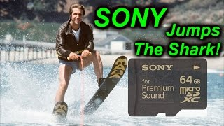 EEVblog #719 - Sony Low Noise Audiophile SDXC Memory Card