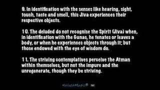 Bhagavad Gita - Chapter 15 Purushothama Yoga