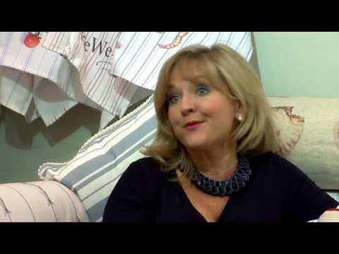 Nicole Phillips England about us - Fine British textile artisan designs for the home and kitchen