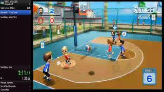 Wii Sports Resort: Opponents% In 6:24