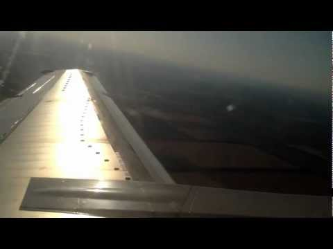 Takeoff from ROV (Rostov) to SVO (Sheremetyevo) Boeing 737-400