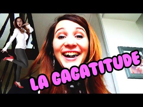 LA GAGATITUDE - ANGIE LA CRAZY SERIE