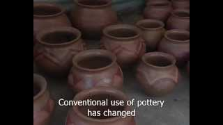 Earthenware pottery-making skills in Botswana's Kgatleng District