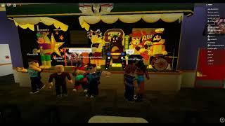 Chuck E.Cheese's Essex MD Roblox-Sing a Song
