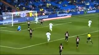 Real Madrid vs Rayo Vallecano 5-0 All Goals & Highlights 29-03-2014