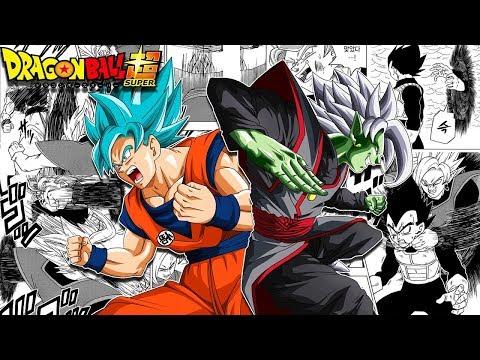 Goku VS Merged Zamasu Manga Dub Ft MasakoX(Complete)