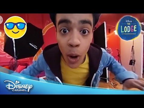 The Lodge - Tryb 360: Zwiedzanie hotelu. Oglądaj w Disney Channel!