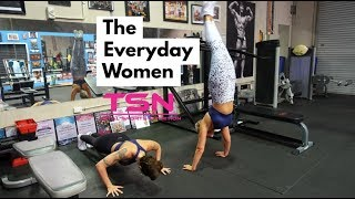 INTERVIEW WITH RHI & NATASHA | THE EVERYDAY WOMEN (TSN)