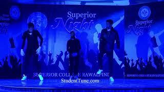 Dance Ateeq House Superior night 2017