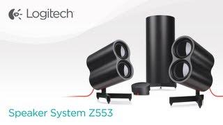 Logitech PC Speaker System Z553