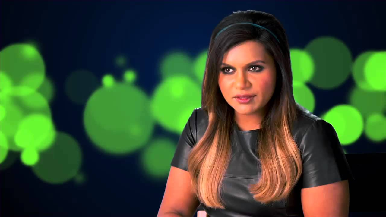 Pixar S Inside Out Mindy Kaling Disgust Behind The Scenes Movie Interview Youtube