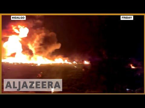🇲🇽 Mexico pipeline blast kills 66: Gov't orders army, police to guard pipelines