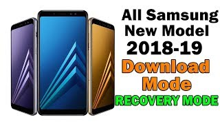 Samsung Galaxy J7 Recovery Mode and Download Mode
