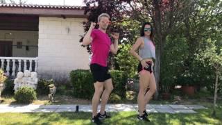 Deja Vu Shakira ft. Prince Royce Zumba Fitness Joni Fernandez