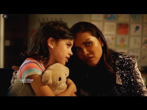 Lucifer 3x03 Maze and Trixie Cute Scene - Maze Meets Lt Hererra Season 3 Episode 3 S03E03