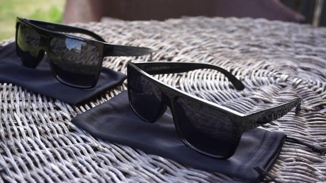 cf103e95a8a Locs Sunglasses Unboxing - YouTube
