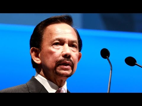 Sultan of Brunei banning all public Christmas celebrations
