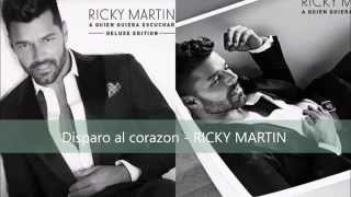 Disparo al corazon - Ricky Martin (BACHATA VERSION) - Traduzione in Italiano