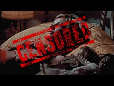 Killing of Sister George love scene Video removed???