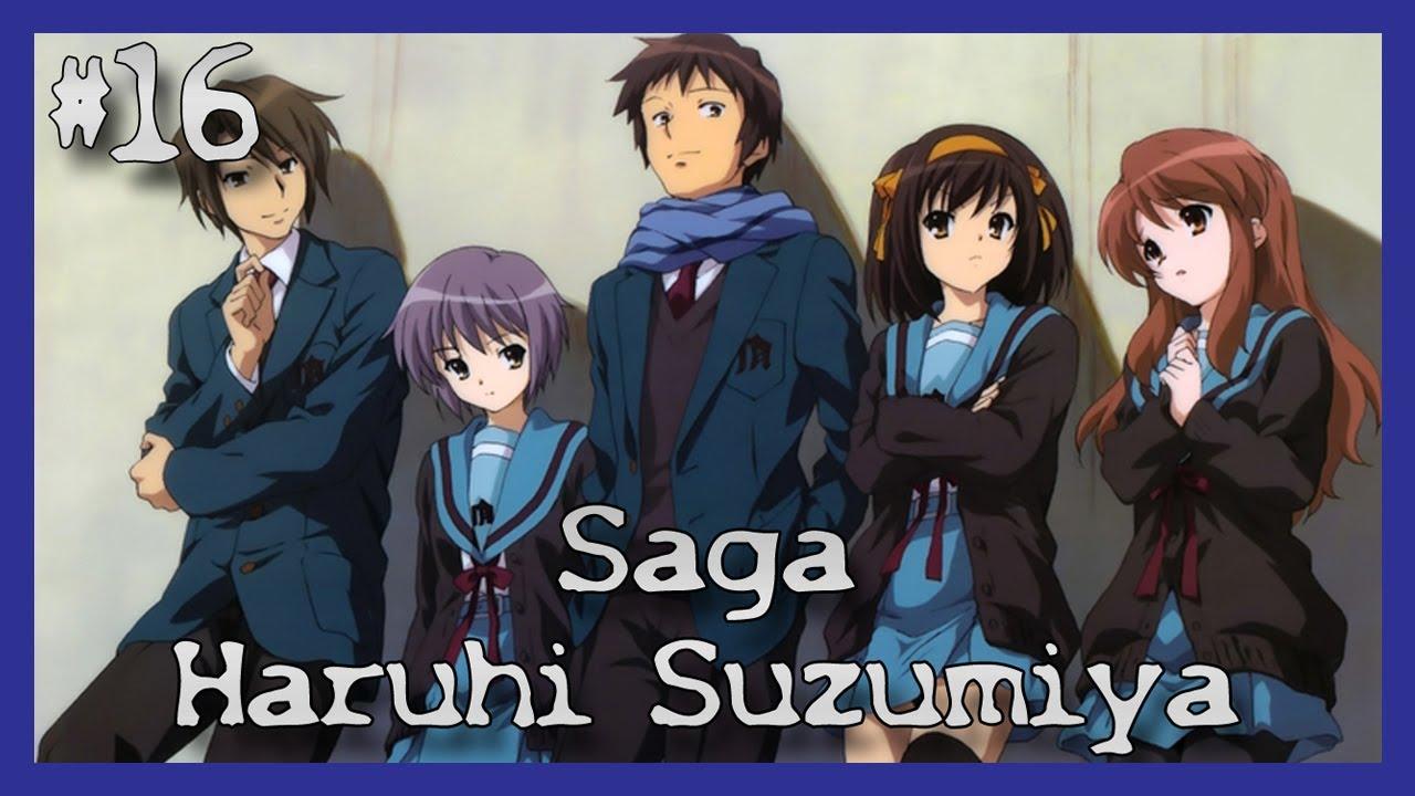 la melancolie de haruhi suzumiya saison 1 vf