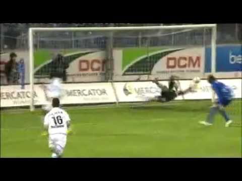 KAA Gent 6-2 Club Brugge