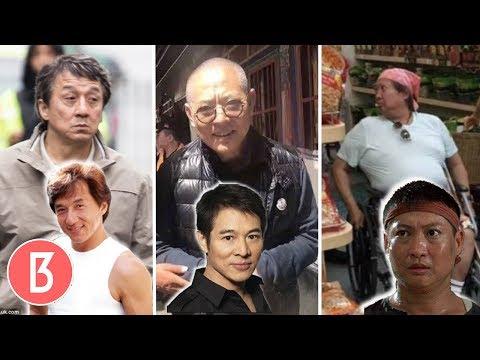 Jika Usia Telah Berbicara,Beginilah Potret Bintang Kungfu Dulu VS Sekarang