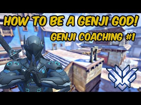 YOUR Path To Genji GOD Status! How To Not Die As Genji!