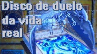 invocador de monstro de duelo Yu-Gi-Oh! dueling androdisc PT-BR
