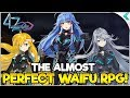 47 HEROINES | The ALMOST Perfect Waifu RPG | FIRST IMPRESSIONS!