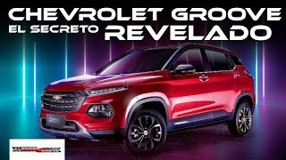 """Chevrolet Groove """"no más …"""
