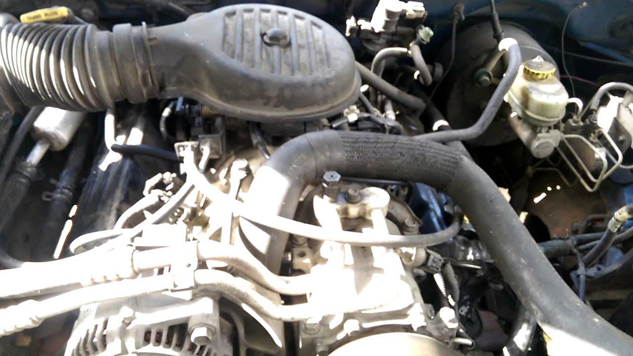 medium resolution of 1998 dodge durango heater core flush
