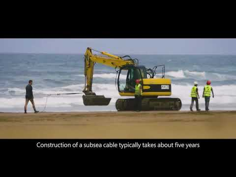 The Manufacturing and Beach Landing of Marea -Most Technologically Advanced SUBSEA Cable  [2017]