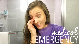 MEDICAL EMERGENCY | Flight Attendant Life | Jenny Ernst